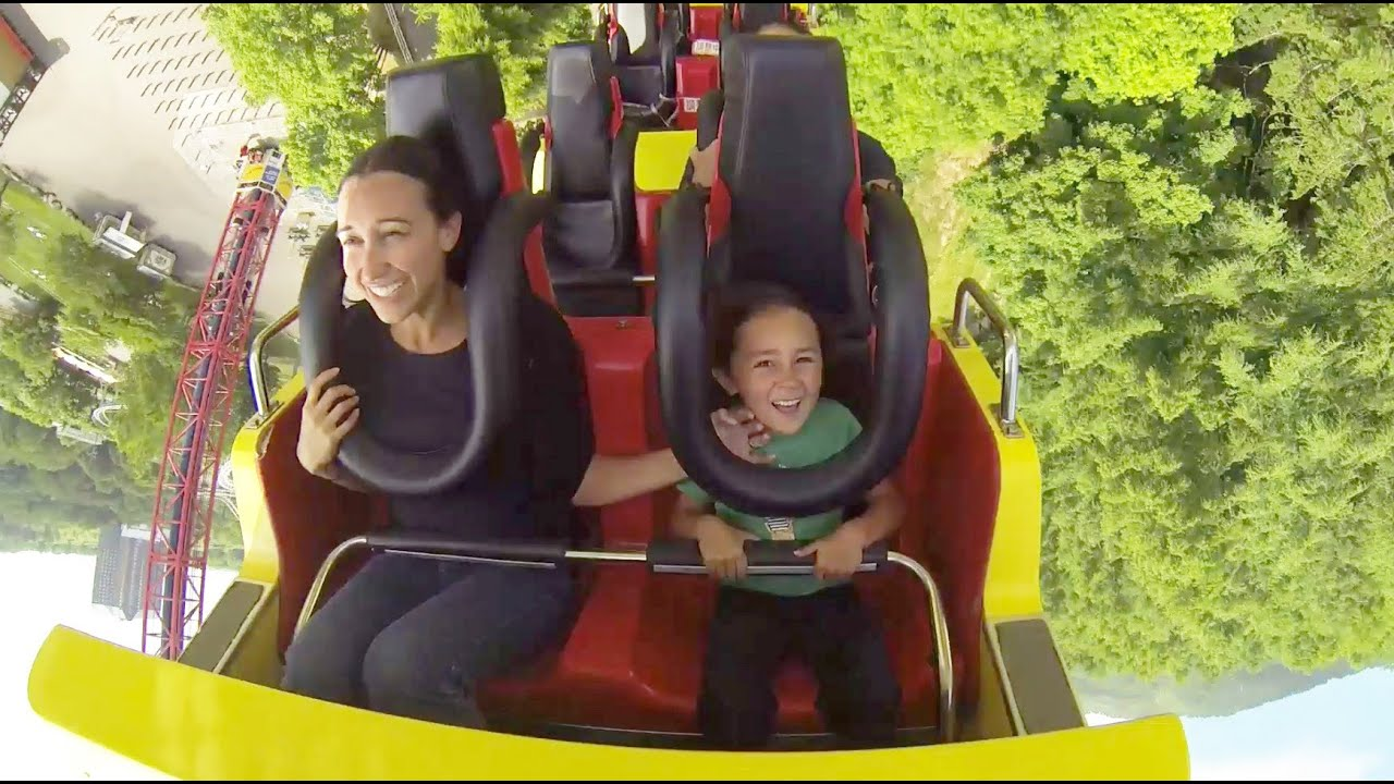 Student Writing: Why People Love Roller Coasters