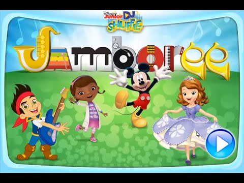 Disney Junior Jamboree Mickey Mouse Clubhouse Games