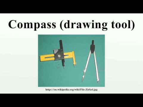 Compass (drawing tool)