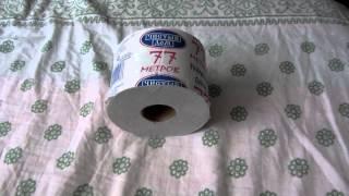 Обзор туалетной бумаги 77 метров
