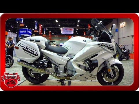 2018 bmw police motorcycle. Brilliant 2018 2017 Yamaha FJR1300P A Concept Police Motorcycle Walkaround AIMExpo 2016 Inside 2018 Bmw Police Motorcycle S