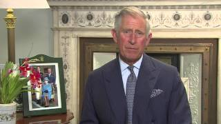 Prince Charles urges action against climate change