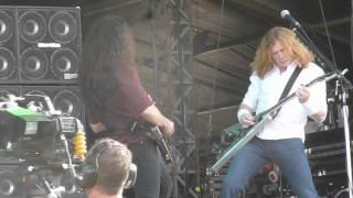 Megadeth - Hangar 18 Live Download Festival 2012 Donington Park 10.06.2012