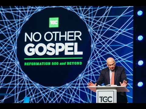 "[Session 9] Tim Keller—""Boasting in Nothing Except the Cross"" (Galatians 6)"