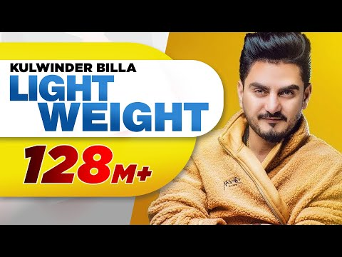 Light Weight  | Kulwinder Billa | MixSingh | Latest Punjabi Song 2018