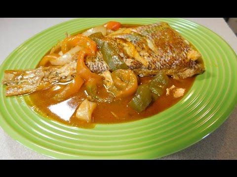 Delicious Haitian Fish Recipe