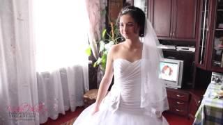 Саша и Настя сборы жениха и невесты