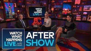 After Show: Erika Jayne on Brandi Glanville Rejoining RHOBH | WWHL