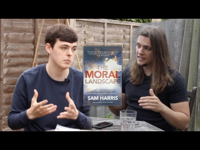 My Problem With Sam Harris Morality | Featuring Rationality Rules