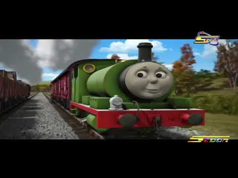Thomas friends tale of the brave мультфильм 2014