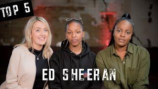 Top 5: Season 2 / Episode 1 - Ed Sheeran
