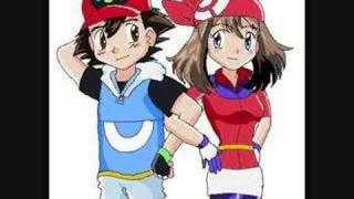May And Ash~ Bad Boy