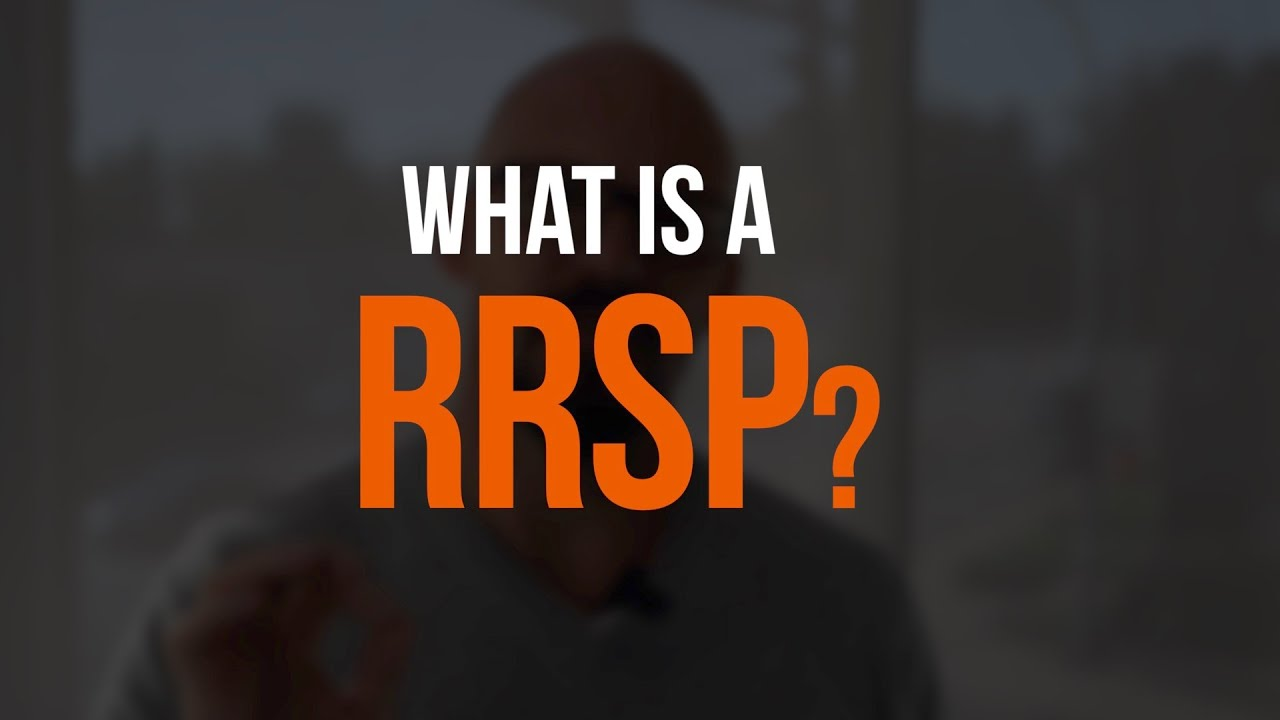 What is a RRSP?