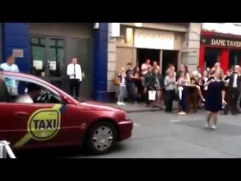 What happens in Ireland when the sun comes out