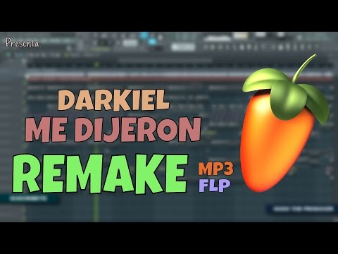 Remake Me Dijeron - Darkiel instrumental/ Hugo the Producer FLP y MP3