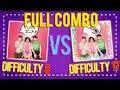 Flamingo VS Flamingo Hard FC (8 vs 17)   ROBEATS   ROBLOX