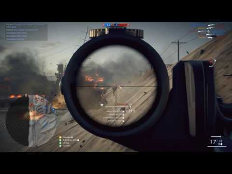 BF1 - When you stumble across the entire enemy team..