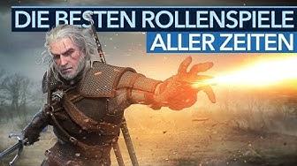 Top 10: Die besten PC-Rollenspiele aller Zeiten