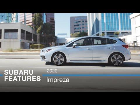 New 2020 Subaru Impreza | Features