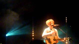 Ed Sheeran ft Mikill Pane - The A Team and Little Lady LIVE