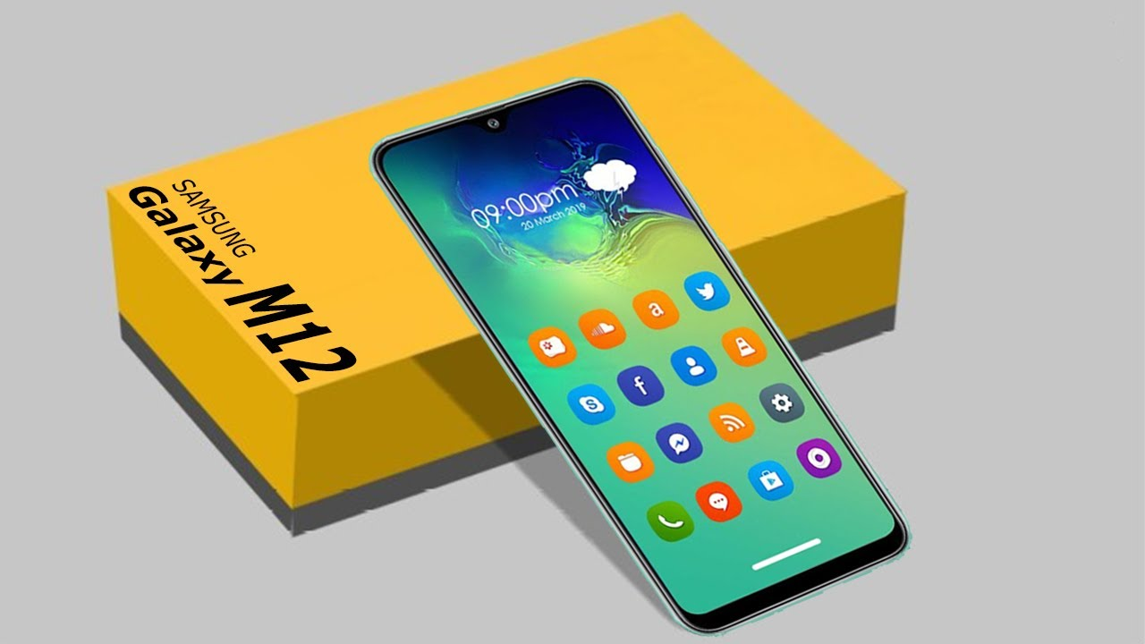 Samsung Galaxy M12 - Official Look & Specification | Price | Launch Date