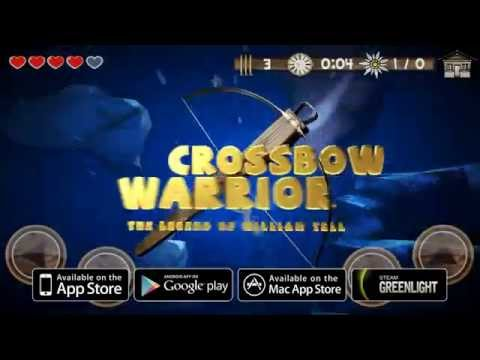 Crossbow Warrior – Gameplay Trailer iPhone/Android Version