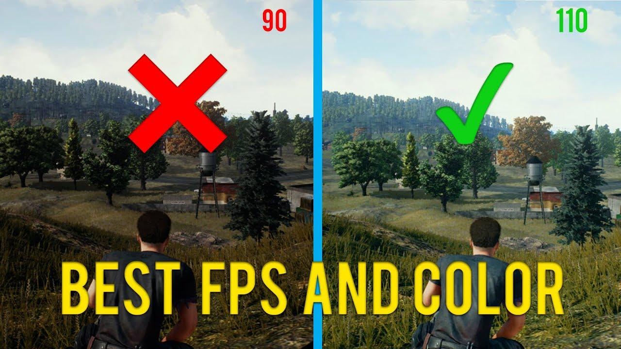 how to fix pubg graphics