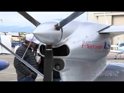 Aero-TV: A Unique Amphibious Airframe - An Updated Look At The Super Petrel LS