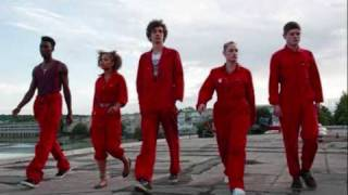 Misfits E4 Episode 1,  Out At The Pictures - Hot Chip.
