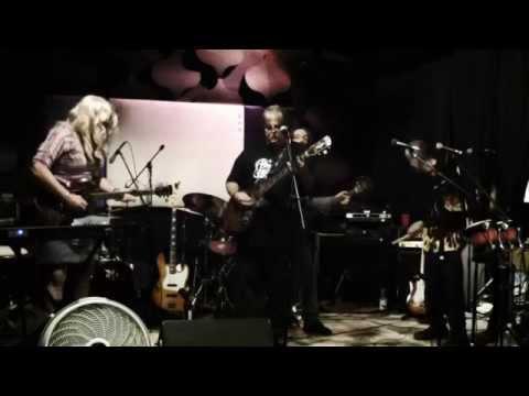 "Jerusha Band, cover of ""Stormy Monday"" 3/21/2015"