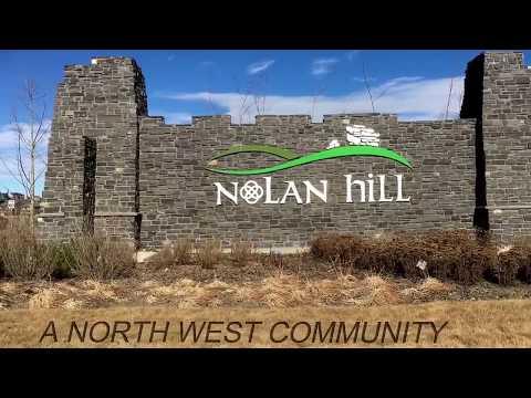 NOLAN  HILL  NORTH WEST CALGARY VIDEO