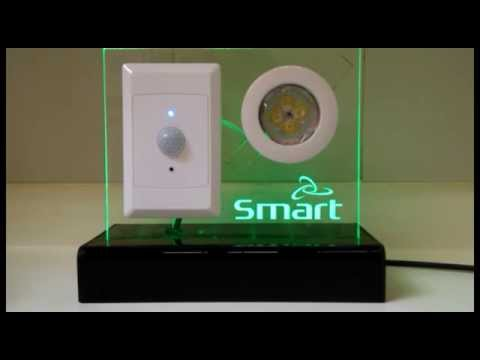 Smartmulti.net G1-sx Microcontrolled Pyroelectric Sensor Switch