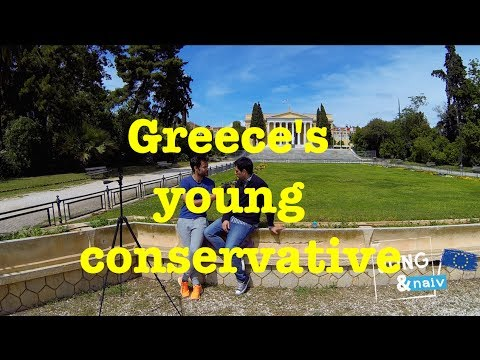 Greece's young conservative - Jung & Naiv: Episode 152