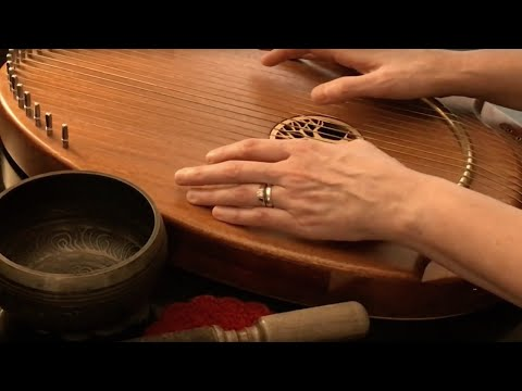 Reverie Harp | Singing Bowl Meditation