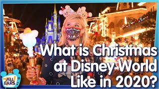 What is Christmas at Disney World Like in 2020?