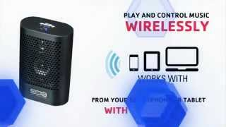 808 HEX TL Bluetooth Wireless Speaker