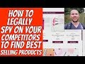 Best Products To Sell On Shopify - 2017 Evergreen Product Research Method For Dropshippers