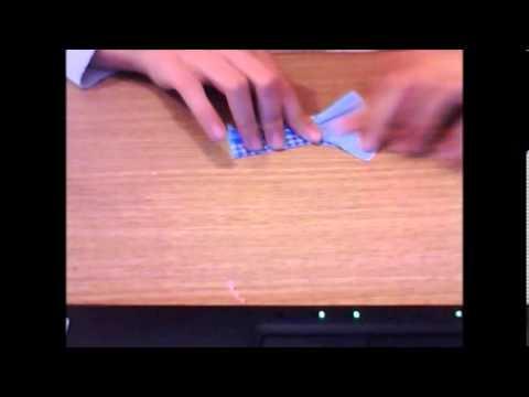 Как сделать маску из бумаги - ФОТО