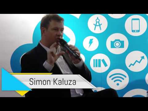 Digital Transformation, Simon Kaluza Managing Director of SAP Central & Eastern Europe