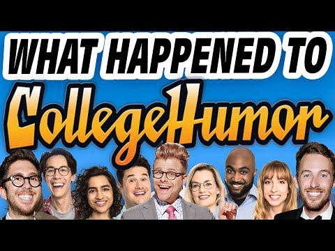 The Death Of CollegeHumor