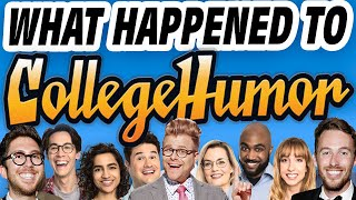 The Death of CollegeHumor