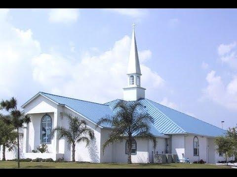 Colonial Baptist Live Stream - Sunday AM 3.22.20