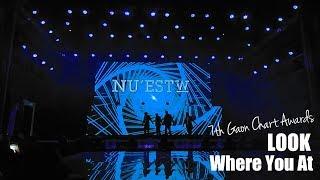 180214 뉴이스트W (NU'EST W) - LOOK + WHERE YOU AT @ 가온차트 7th Gaon Chart Music Awards