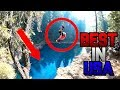 MOST BEAUTIFUL WATER IN AMERICA CLIFF JUMPING mp3