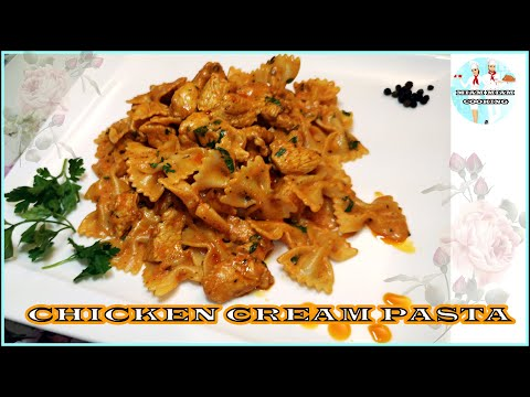 creamy-garlic-parmesan-chicken-pasta-by-miam-miam-cooking-|-cuisine-indienne-recette