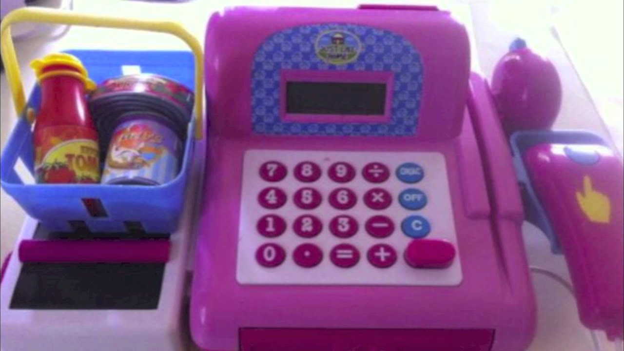 Best Toy Cash Register For Kids From Electronic Toy With