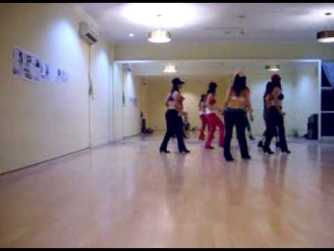Line Dance - Billie Jean  ( Dance & Walk Through )