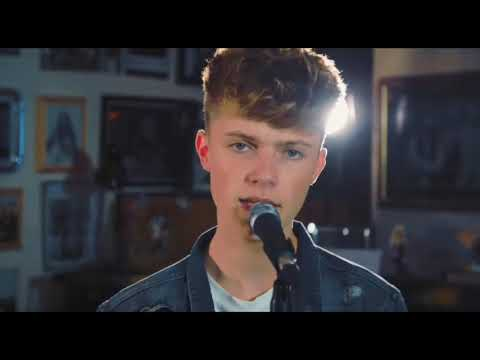 Too good at goodbyes - HRVY Cover