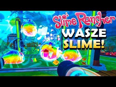 Slime Rancher #101 - WPROWADZAM WASZE SLIMY!