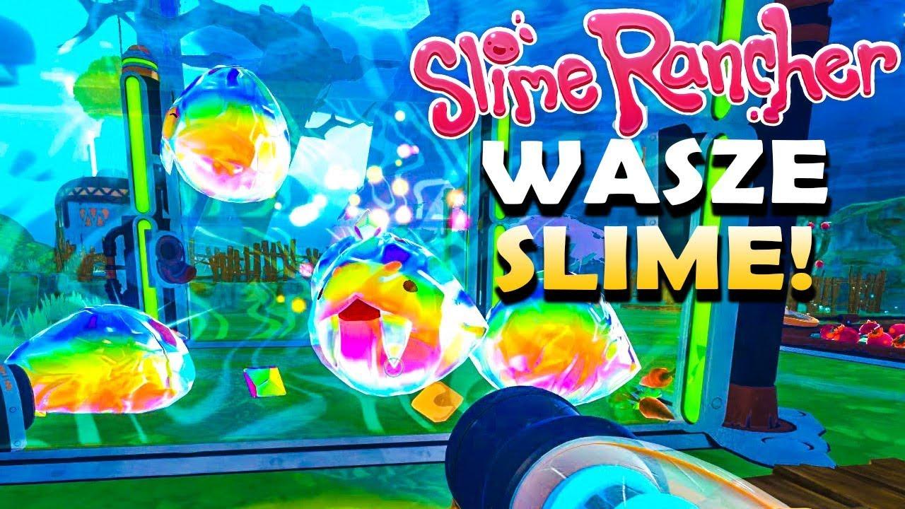 Slime Rancher #101 – WPROWADZAM WASZE SLIMY!